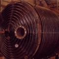 アスファルト溶解タンク